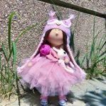 Мир текстильных кукол (Goldystars) - Ярмарка Мастеров - ручная работа, handmade