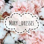 Mary_dresses - Ярмарка Мастеров - ручная работа, handmade