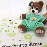 Kvashnina Anna (Вязанные игрушки) - Ярмарка Мастеров - ручная работа, handmade