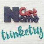 GetNameTrinketry (Екатерина) - Ярмарка Мастеров - ручная работа, handmade