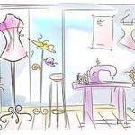Модные ткани - Ярмарка Мастеров - ручная работа, handmade