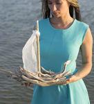 Интерьерные украшения из даров моря (driftwood-ru) - Ярмарка Мастеров - ручная работа, handmade