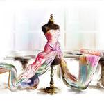 Tangiko - шелковая одежда, ткани