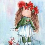 КуклоМания - Ярмарка Мастеров - ручная работа, handmade