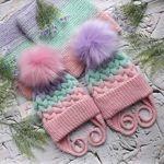 Вязаное тепло - Ярмарка Мастеров - ручная работа, handmade