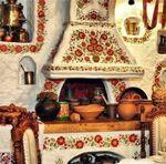Русский стиль - Ярмарка Мастеров - ручная работа, handmade