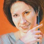 Портрет на заказ Алия - Ярмарка Мастеров - ручная работа, handmade