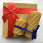 Honey Candles - Ярмарка Мастеров - ручная работа, handmade