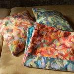 Шерстяной диванчик - все для уюта (divan) - Ярмарка Мастеров - ручная работа, handmade