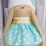 Handmade_dolls - Ярмарка Мастеров - ручная работа, handmade