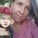 Авторская кукла Зоя Мисько - Ярмарка Мастеров - ручная работа, handmade
