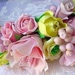 Цветы ручной работы (exlusiveflowers) - Ярмарка Мастеров - ручная работа, handmade