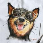 Авторские футболки - Ярмарка Мастеров - ручная работа, handmade