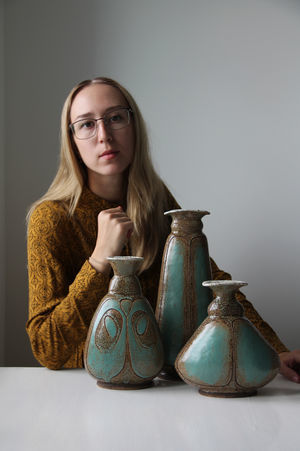 Ceramic Tales by Valentina Fadeeva