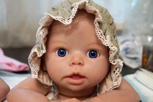 Куклы дети Марины Рябушкиной