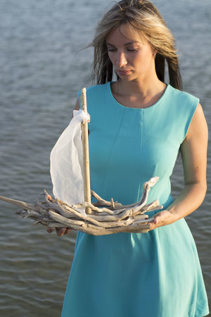 Интерьерные украшения из даров моря (driftwood-ru)