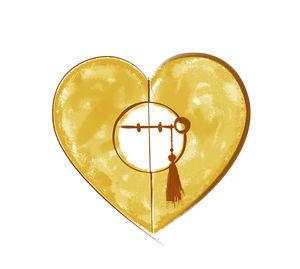 Шафрановое сердце