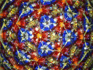 Калейдоскоп красок